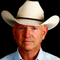 Reining & cutting horse trainer, Larry Trocha